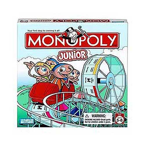 Monopoly Junior For Kids Jr