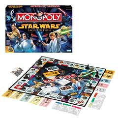 Monopoly Game - Star Wars